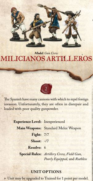 milicianos artilleros