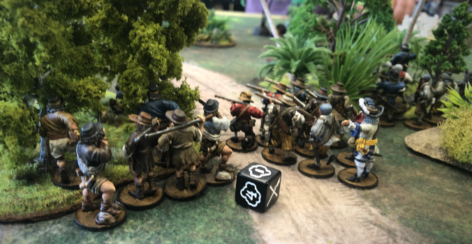 commander w boucaniers and freebooters